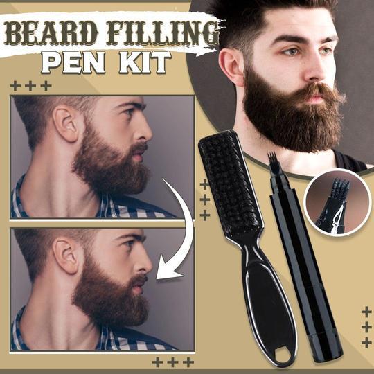 Beard Filling Pen