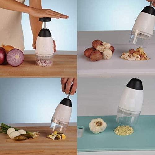 Multi purpose Slap & Chop Fruits & Vegetables, Manual Chopper Machine