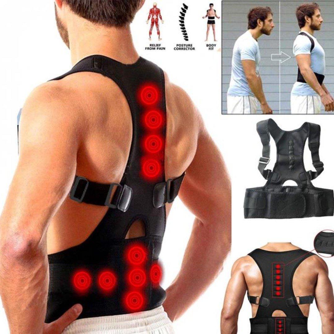 Magnetic Back Posture Corrector Supporter