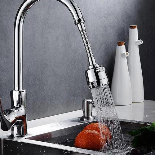 360 Kitchen Tap Easier Dishwashing Experience!