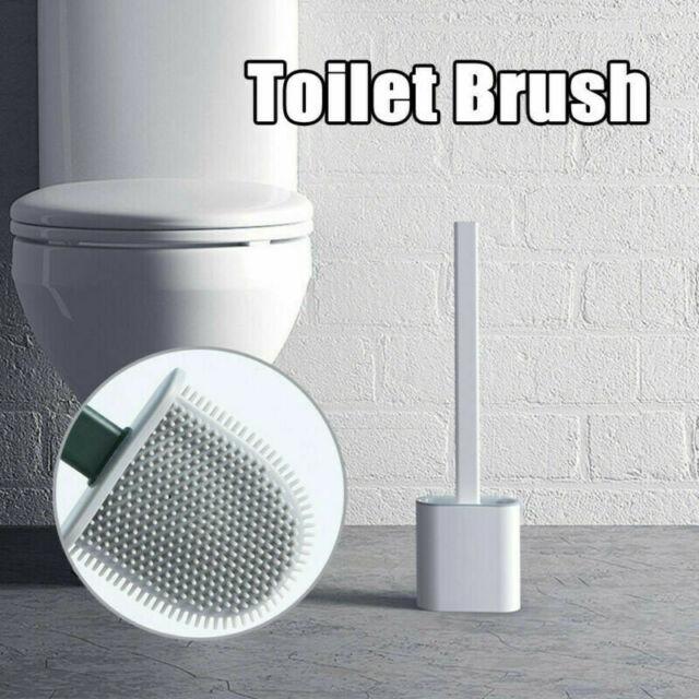Toilet Brush And Holder Bathroom Toilet Bowl Brush
